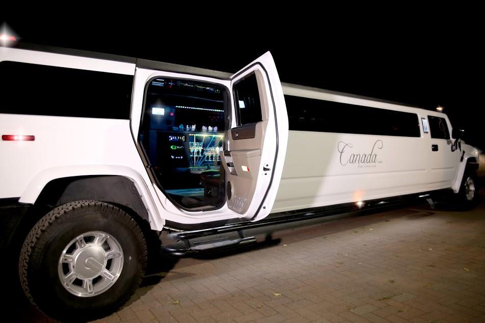 Limousine Hummer H2