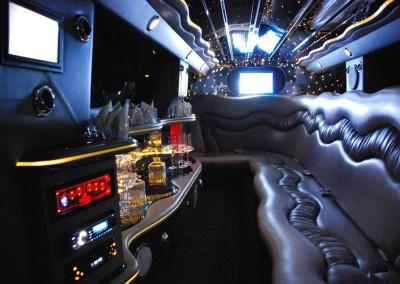 Limousine Infiniti FX35