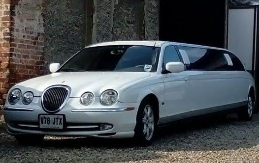 Limousine Jaguar S-Type