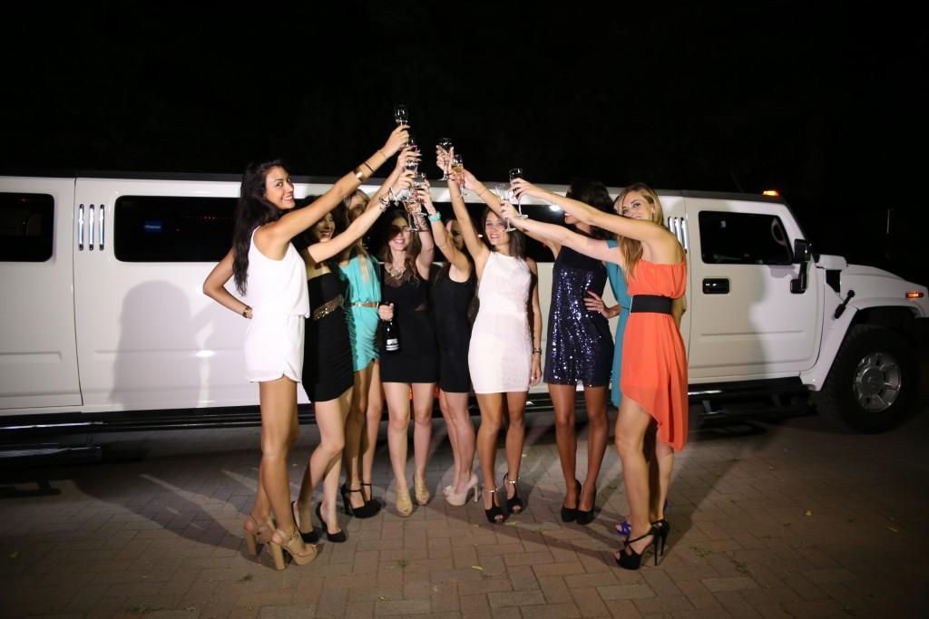 Compleanno in limousine