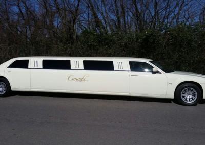 Limousine Chrysler C300 Empire
