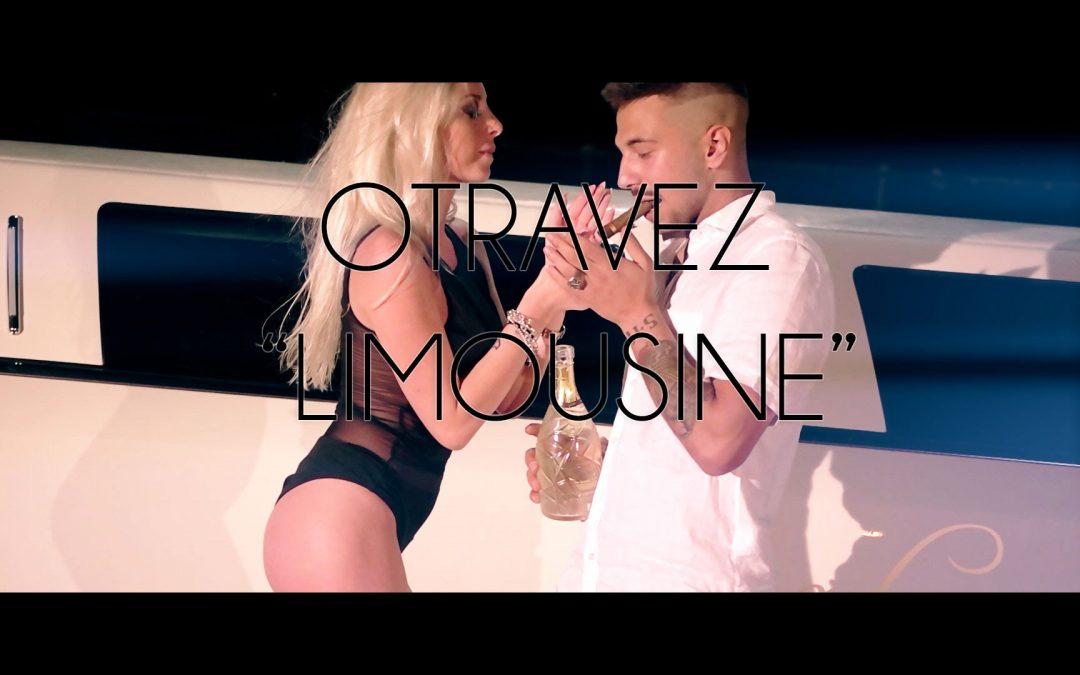 "La nostra limousine protagonista del video di Otravez ""La Limousine"""