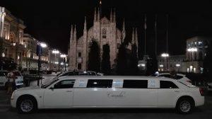 San Valentino in limousine
