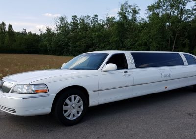 Limousine Lincoln Town Car