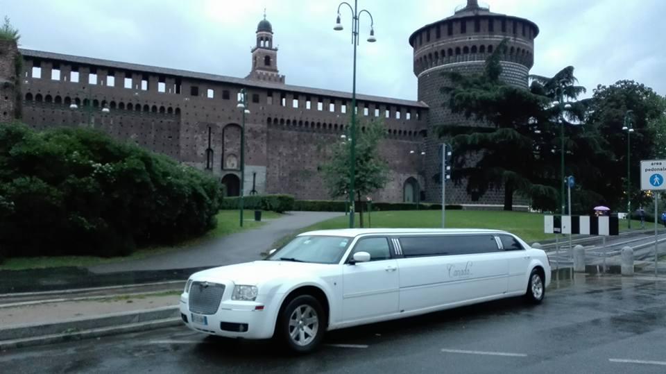 Promozione Noleggio Limousine S. Ambrogio Milano!