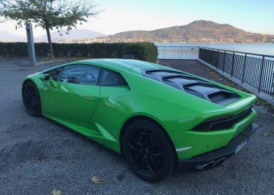 Lamborghini Huracan 3