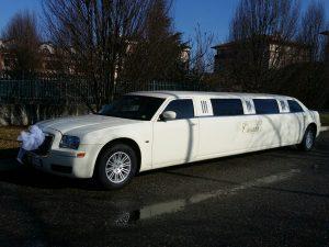San Valentino limousine