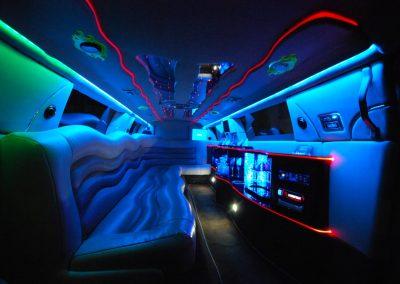Chrysler 300C Empire interno 2